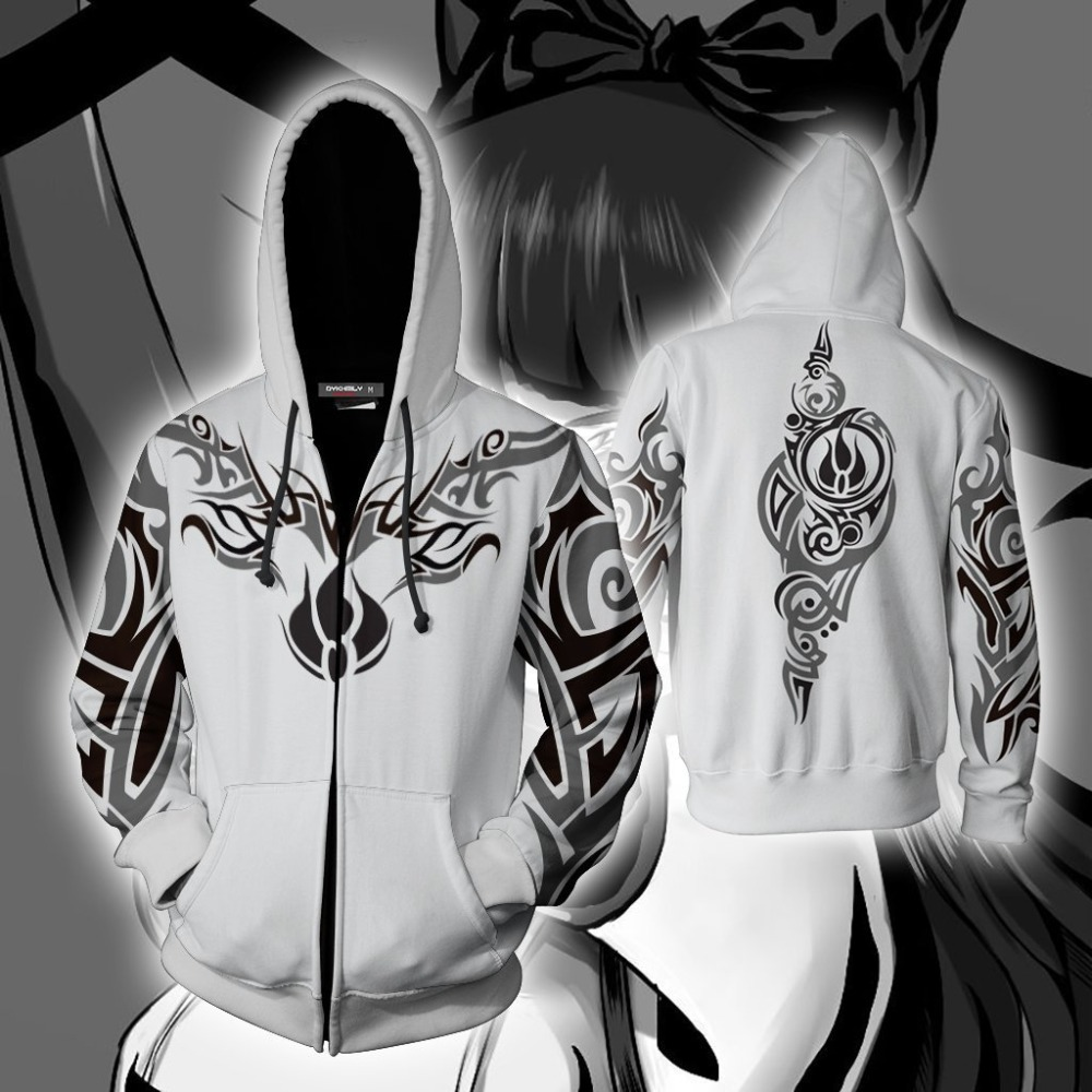 anim RWBY Blake Belladonna Weiss Schnee Hoodies Cosplay Costumes Men and women RWBY Hoodies Sweatshirt Casual sports Jackets