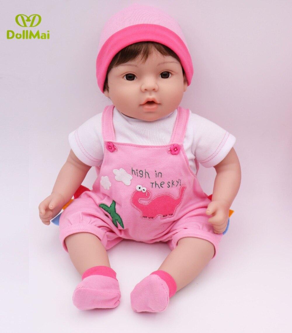 DollMai Reborn poupées 17