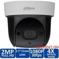 Original English Dahua SD29204S GN 1080p 2mp Full Hd IR 30M Nightvision Micro SD Memory 4x