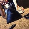 2017 новый Японский Корейский моды кисточкой кольцо треугольник небольшой сумки женские моды день клатчи мобильный телефон мини сумки помаду