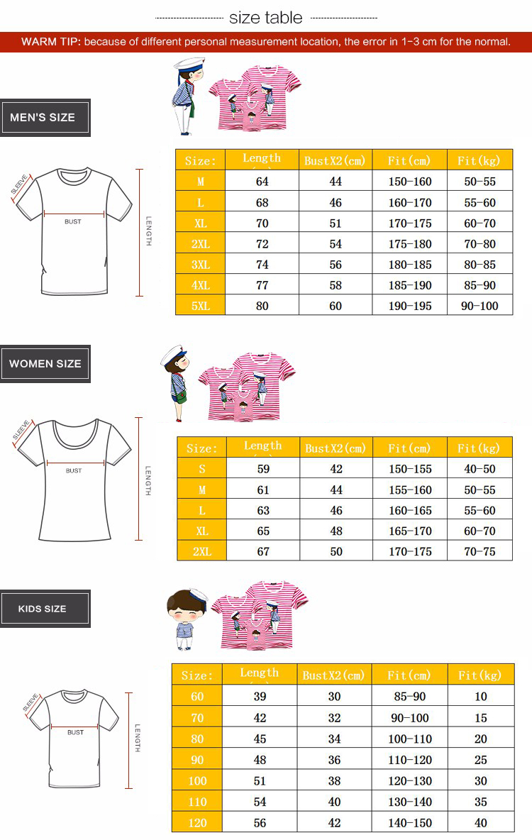 HTB1.9I PpXXXXXoXXXXq6xXFXXXW - Mommy and Me Clothes Family Look Summer LOVE Ggarland Pattern Family T Shirt Father and Son Clothes Family Matching Outfits