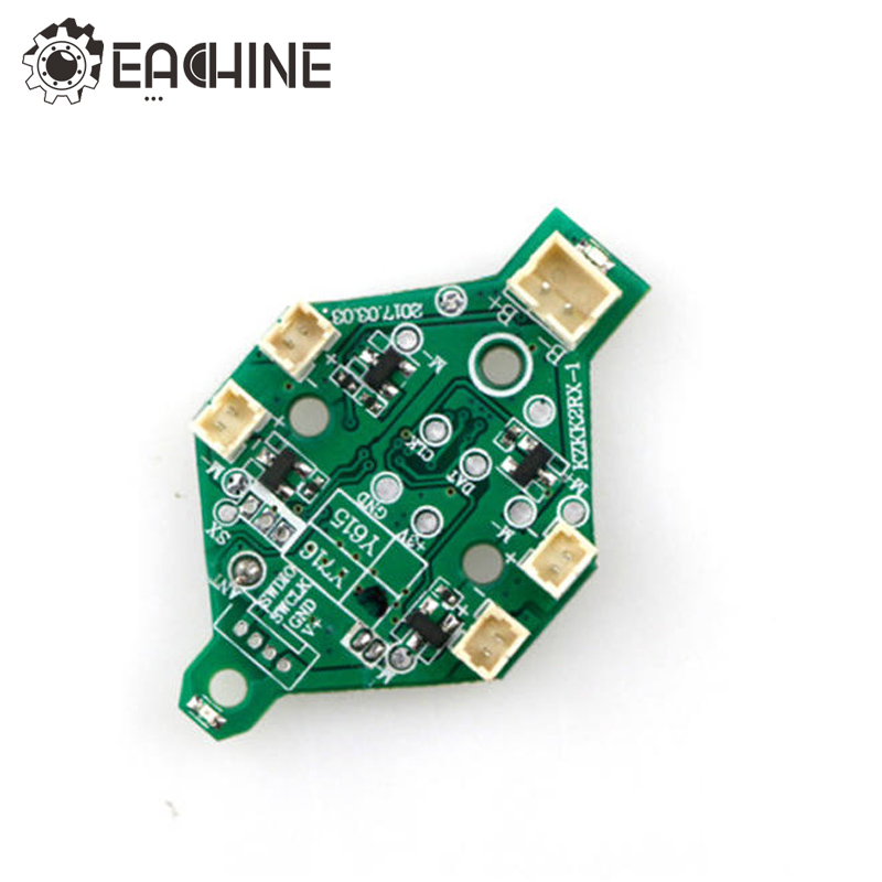 High Quality Eachine E011 RC Quadcopter Spare Parts Receiver Board E011-04 Receiving Board For RC Model Drone jjrc h20c rc quadcopter spare parts receiver board