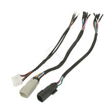 Hanger Handlebar Switch Cable For Harley Touring Dyna Softail Sportster XL 883 96-13 Sportster XL 883 1200 New цена в Москве и Питере