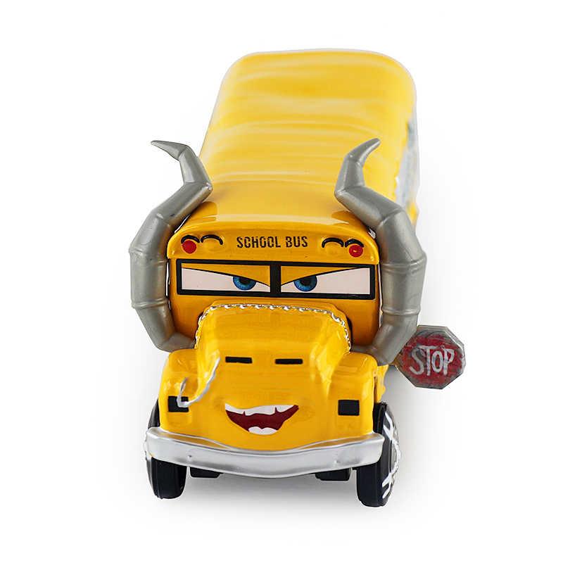 Disney Pixar Cars 3 Новая роль мисс фриттер Молния Маккуин Джексон шторм Крус Рамирез литья под давлением Металл Модель автомобиля игрушка в подарок для малыша