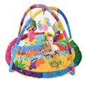 Macia do bebê esteira do Jogo Cobertor Game Pad Crianças Brincam Tapaete Quadro de Fitness Brinquedos Educacionais Do Bebê Suba Mat Rastejando Bebê Ginásio cobertor