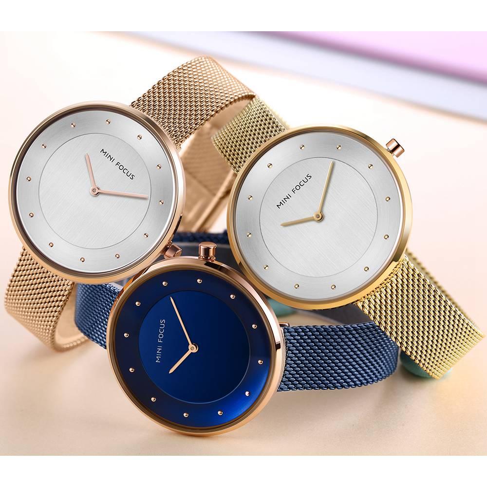 MINI FOCUS Լավագույն ապրանքանիշ Շքեղ - Կանացի ժամացույցներ - Լուսանկար 5