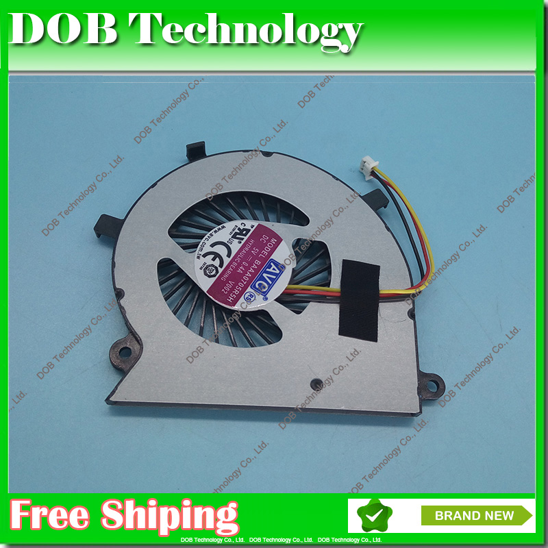 Original Laptop CPU Cooling fan FOR Toshiba Satellite Radius P55W P55W-B BAAA0705R5H V002 P55W B5220 Laptop Radiators nokotion sps v000198120 for toshiba satellite a500 a505 motherboard intel gm45 ddr2 6050a2323101 mb a01
