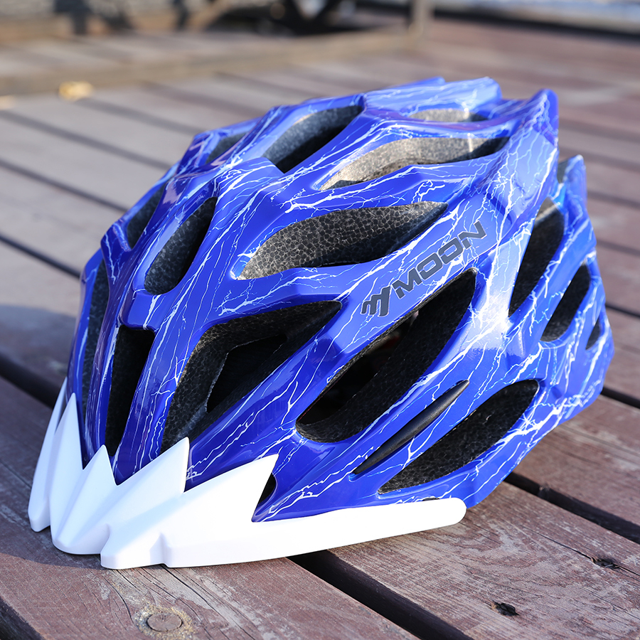 MOON Transformers Helmet Top Grade Sports Safety Cycling Road Mountain Ultralight Light Multi Colors Helmet With Free Shipping