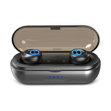 IP010 X PRO Earphone Bluetooth 5.0 Stereo Hifi Headset Portable Touch Control Earbuds Noise Isolating Sport Deep Bass Earphones цена