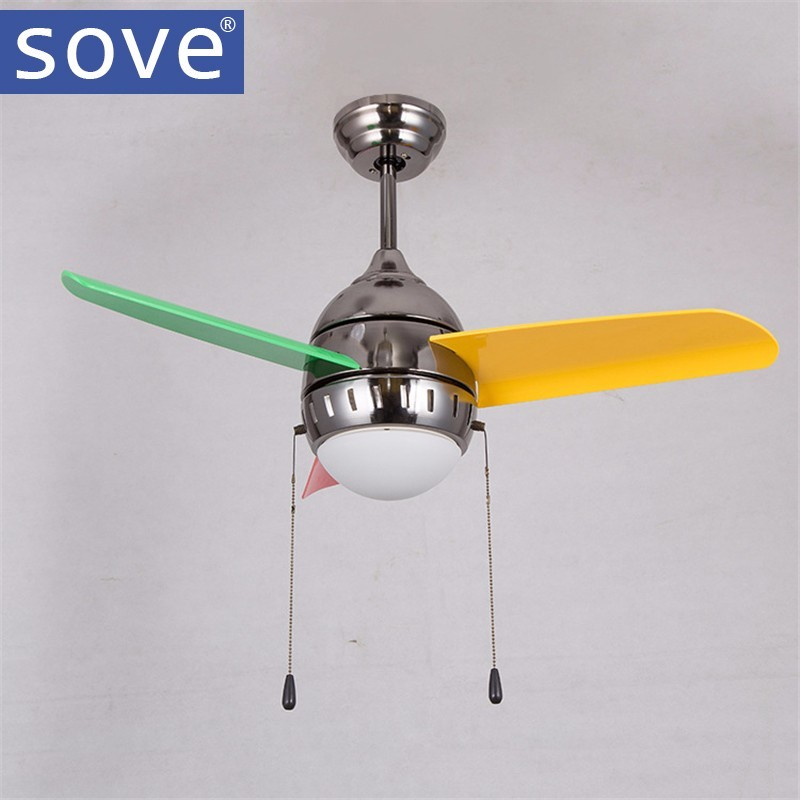 36 inch modern quiet ceiling fan kids room ceiling fans with lights 36 inch modern quiet ceiling fan kids room ceiling fans with lights mini fan lamp children bedroom ceiling light fan lamp in ceiling fans from lights aloadofball Image collections
