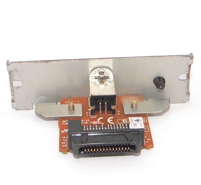 ORIGINAL Interface Card FOR EPSON TM T88IV T70 T81 T71 H6200 USB UB-U05 M186A