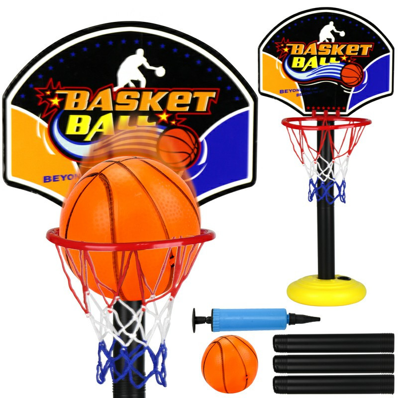 Childrens sports goods Basketball frame Basketball Combination Outdoor Fun & Sports Action & Toy Figures