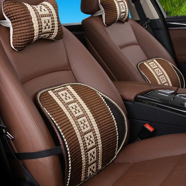 KKYSYELVACar Covers Car Neck Pillow Car Lumbar Support for Office Chair Car Lumbar Pillow Seat Support & KKYSYELVACar Covers Car Neck Pillow Car Lumbar Support for Office ...
