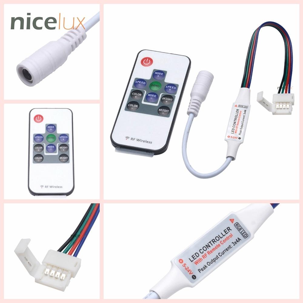 4GB 10mm RGB 5050 RGB bağlayıcı ilə LED RGB Uzaqdan idarəedici - İşıqlandırma aksesuarları - Fotoqrafiya 3