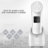 Newest F82 Smart Beauty Skin Machine Face Wrinkle Remover Anti aging Device Face Tightening Rejuvenating Microcurrent Massager
