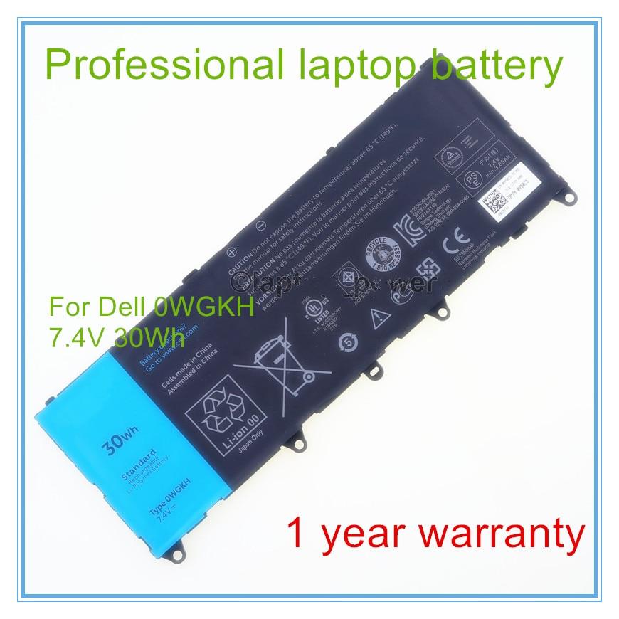 bilder für 7,4 V 30WH Original-Laptop-Batterie für 10e Tablet OWGKH 0 WGKH bateria Freies verschiffen