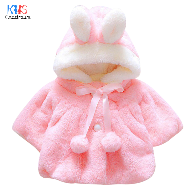 Kindstraum 2017 Winter Children Thick Cotton Coats Brand Girls Fur Hooded Clothes Fashion Super Warm Parkas for Kids,RC1528 mmc brand children s winter thick warm brief style gradient splice high quality hooded down coats for girls 90