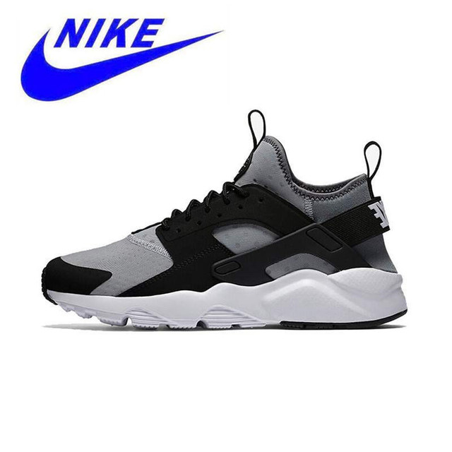 c7ffdb2426a8a Official Original NIKE 2017 Summer AIR HUARACHE RUN ULTRA Men's Running  Shoes Sneakers Trainers