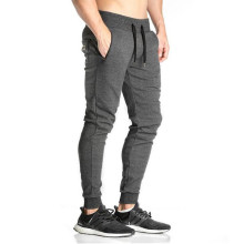 Men full sportswear Pants Casual Elastic cotton Mens Fitness Workout Pants skinny Sweatpants Trousers Jogger Pants