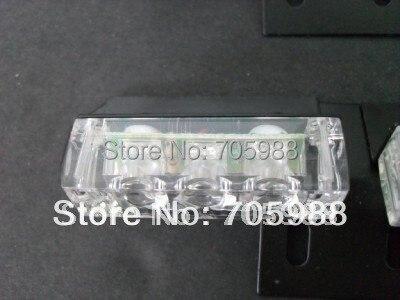 Λευκό Κεχριμπάρι πράσινο μπλε 6x9 LED - Φώτα αυτοκινήτων - Φωτογραφία 3