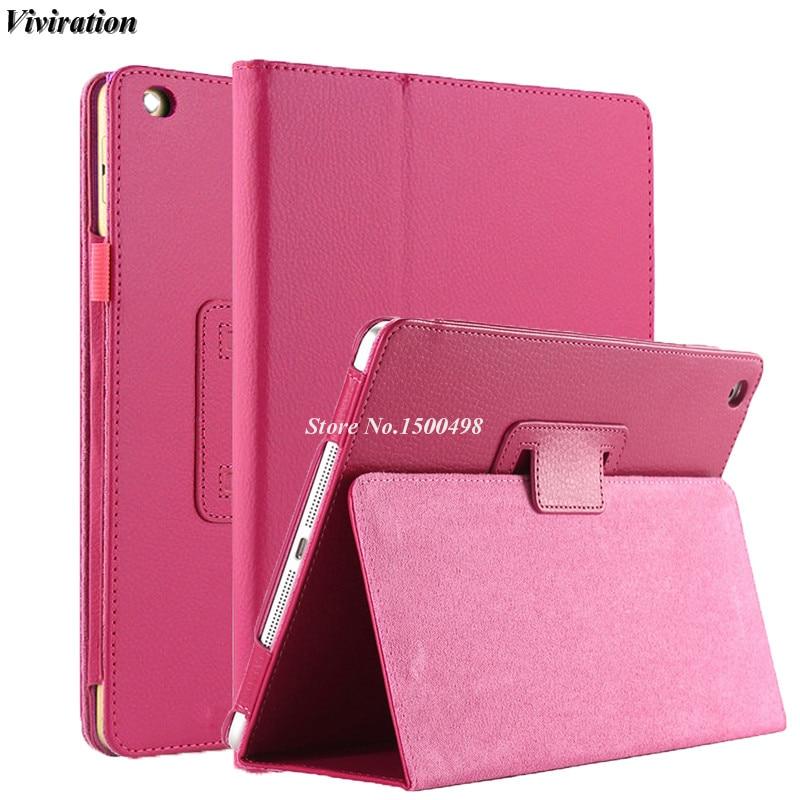 For Apple iPad Mini1 Mini2 Mini3 7.9 Case Viviration Magnetic Stand Cover Flexible PU Leather Tablet Case For iPad Mini 1 2 3