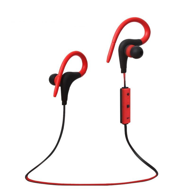 high quality ear hook earphones stereo soft earbuds wireless bluetooth headse. Black Bedroom Furniture Sets. Home Design Ideas