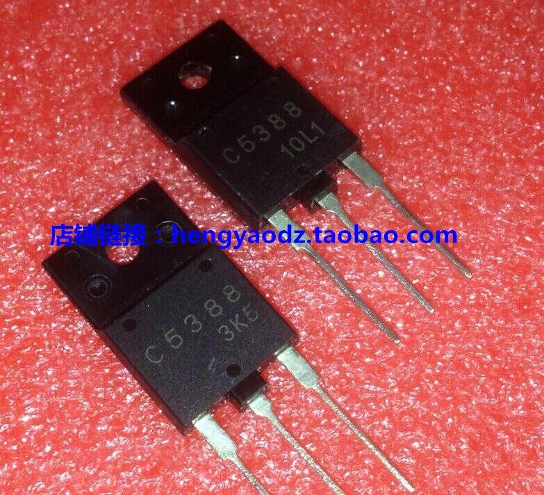 Free shipping 10pcs/lot C5388 2SC5388 TV monitor  Darlington Authentic Original kd621k30 prx 300a1000v 2 element darlington module