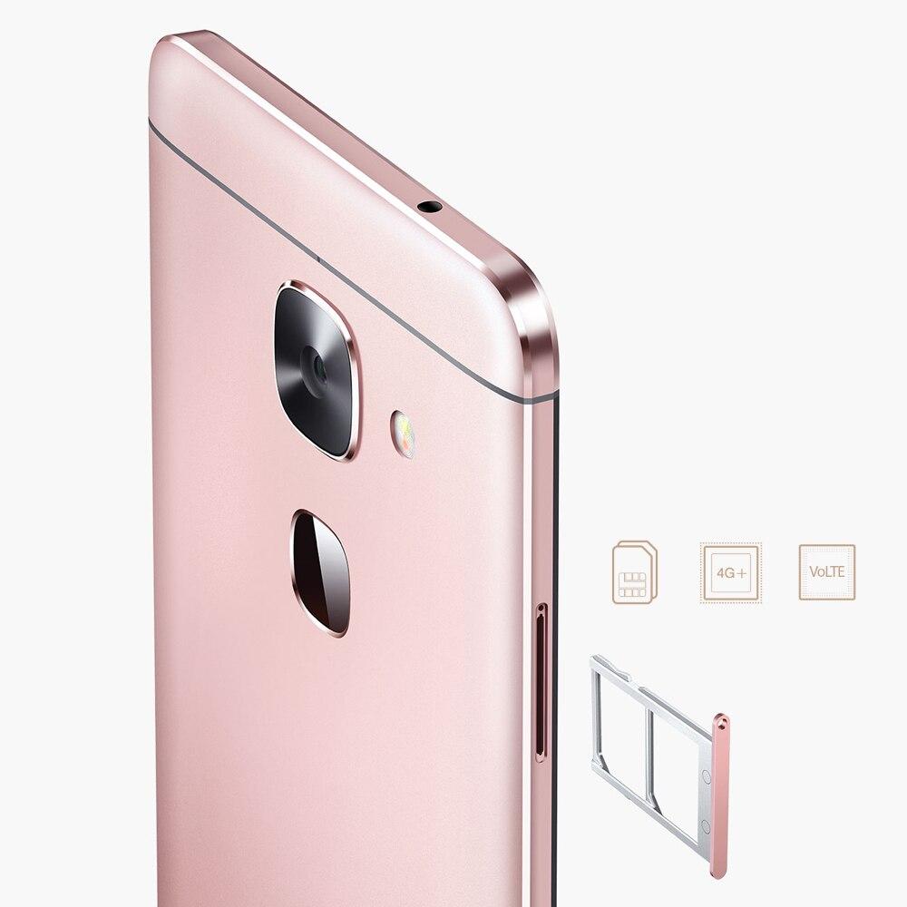 Пусть LeEco Ле 2 Про X625 Гелио Х25 процессор 4 ГБ оперативной памяти 32 ГБ ROM 4G и LTE мобильный телефон 6.0 5.5 и quot; емкостный 21.0 МП Fingrprint идентификатор смартфона