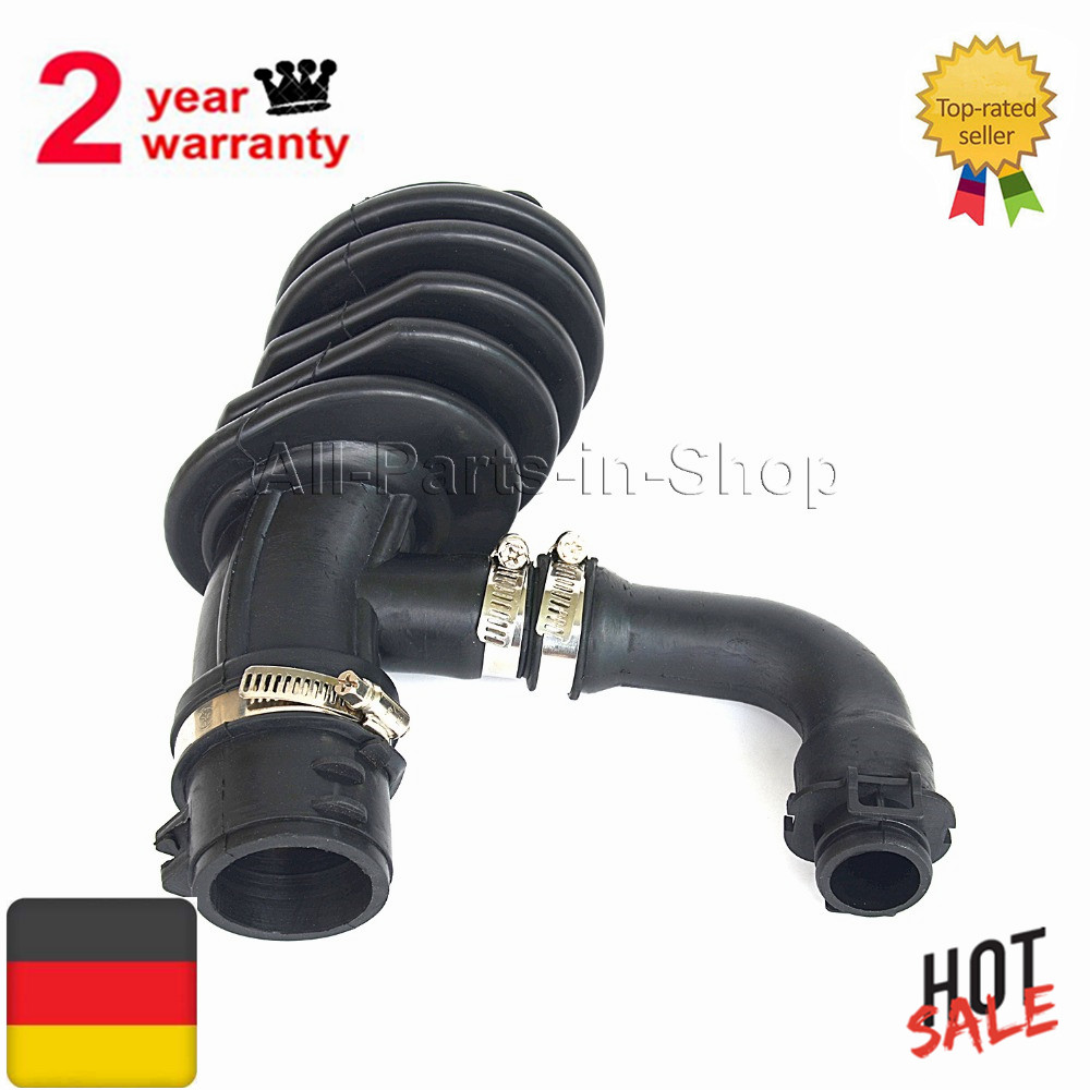 S40 V50 1.6 D 2004 on Air Filter Flow Intake Hose Pipe For VOLVO C30