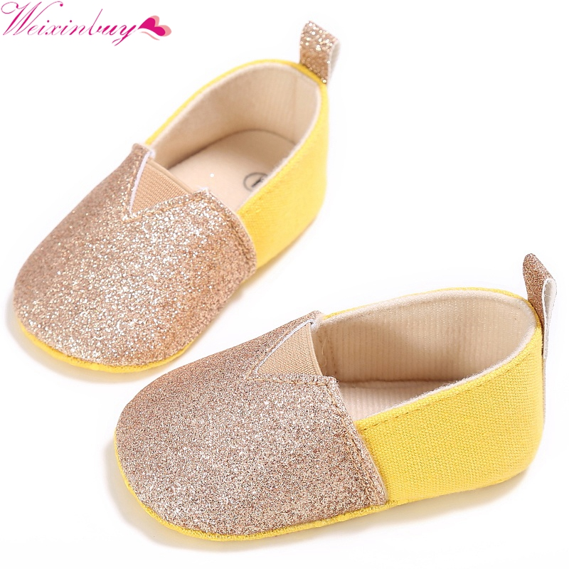 Bling Out Baby Girl Shoes