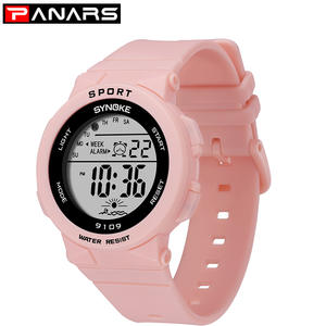 Ladies Watches Alarm Digital PANARS Girls Waterproof Sports Women Boys Fashion Relogio