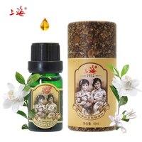 SHANGHAI jaśmin olejek do masażu pielęgnacji skóry Wybielanie wilgoci klimatyzacji czysty naturalny Kojący żel do aromaterapii olejki eteryczne
