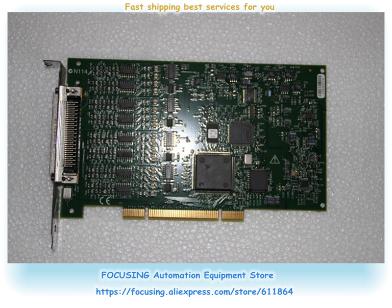 Original picture 4351 FOR PCI PCI-4351 data record acquisition card industrial motherboardOriginal picture 4351 FOR PCI PCI-4351 data record acquisition card industrial motherboard