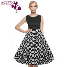 Online Get Cheap 1950s Style Dresses Aliexpress Com
