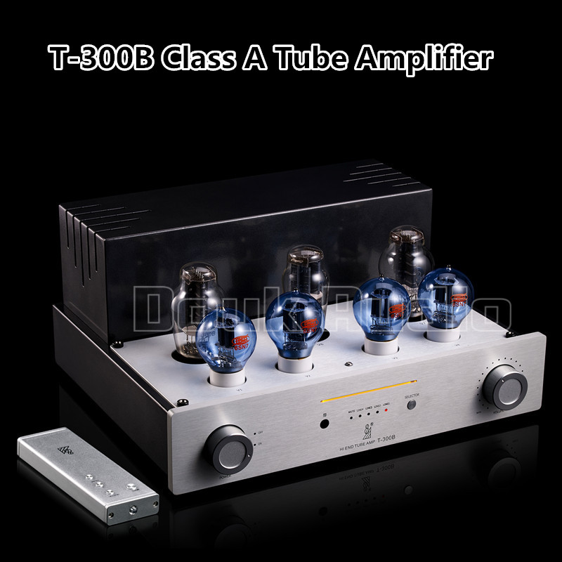 Music Hall Latest Hi-End 300B Valve & Vacuum Tube Amplifier Stereo Hi-Fi Class A Single-ended Stereo Power Amp music hall pure handmade hi fi psvane 300b tube amplifier audio stereo dual channel single ended amp 8w 2 finished product