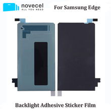 10 PCS LCD Display Backlight Adhesive Tape Sticker Film For S8 S8+ Note 8 S6 edge Plus S7 Edge s6 s7 Back Tape Replacement