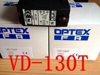 Autêntico e Original OPTEX interruptor fotoelétrico VD-130 VD-130T