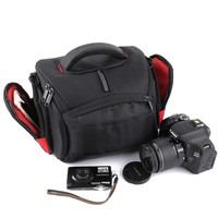 Fotografia Camera Bag Photo Case For Sony A7 II A7R A6300 A6000 A5100 A950 A900 A850 A500 A57 A99 RX10 H200 H300 HX30 Sony alpha