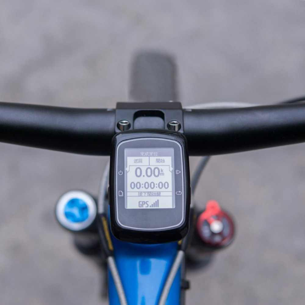 MTB ROAD Sepeda Sepeda Komputer Pemegang Batang Cap Bersepeda Stopwatch GPS Speedometer Mount Braket untuk Garmin Bryton CATEYE