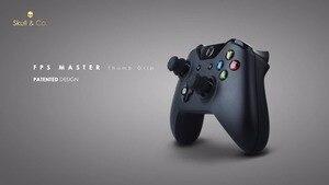 Image 3 - Silikon Analog sapları başparmak sopa kapaklar kapak Xbox One denetleyici kafatası & Co. FPS ana Thumbstick kapak Xbox One Gamepad