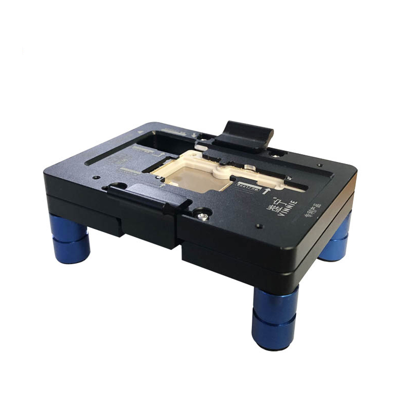 iSocket Motherboard Jig Tester for iPhone X Dual Layers Logic Board Diagnostic Test Repair Platform PCB Test Fixture