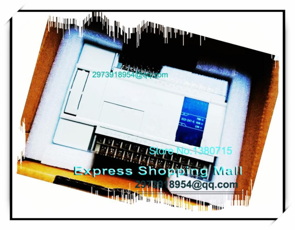 NEW XC3-24T-E PLC CPU AC220V 14 DI NPN 10 DO Transistors