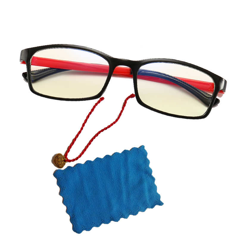 Модная прозрачная Оправа очков Анти-голубой свет ультра-легкие мягкие ножки для мужчин и женщин Ретро Анти-ультрафиолетовая игра фильтр стекло