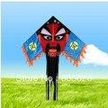Бесплатная доставка высокое качество новый кайт китайский пекинской оперы тип кайт 5 шт./лот оптовая кайт с ручкой линии зонтики бесплатно