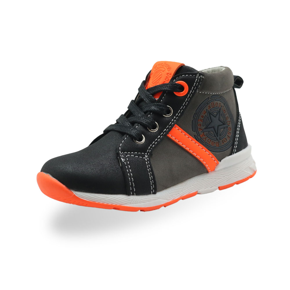 New Children Shoes Boys Casual Kids Sneakers For Boys Fashion with Arch Support Sport Children ...