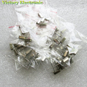hc-49s Crystal Oscillator electronic Kit resonator ceramic quartz resonator hc-49 DIP 7 kinds X 5pcs 32.768K 4 8 12 16 20 25 MHZ