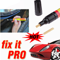 Fix it Pro Clear Car Scratch Repair Remover Pen Simoniz Clear Coat Applicator Portable 2Pcs