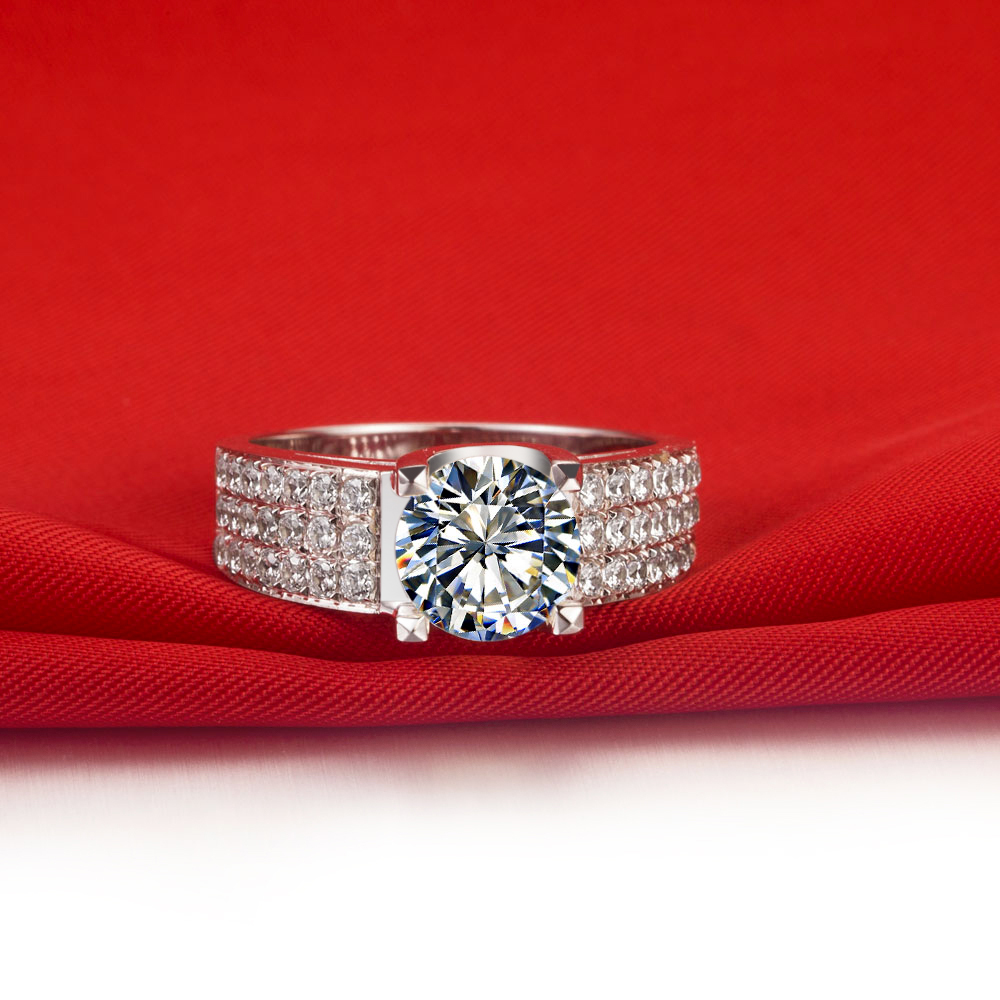 ring and diamond product gold rings original engagement with on in white sapphire blue