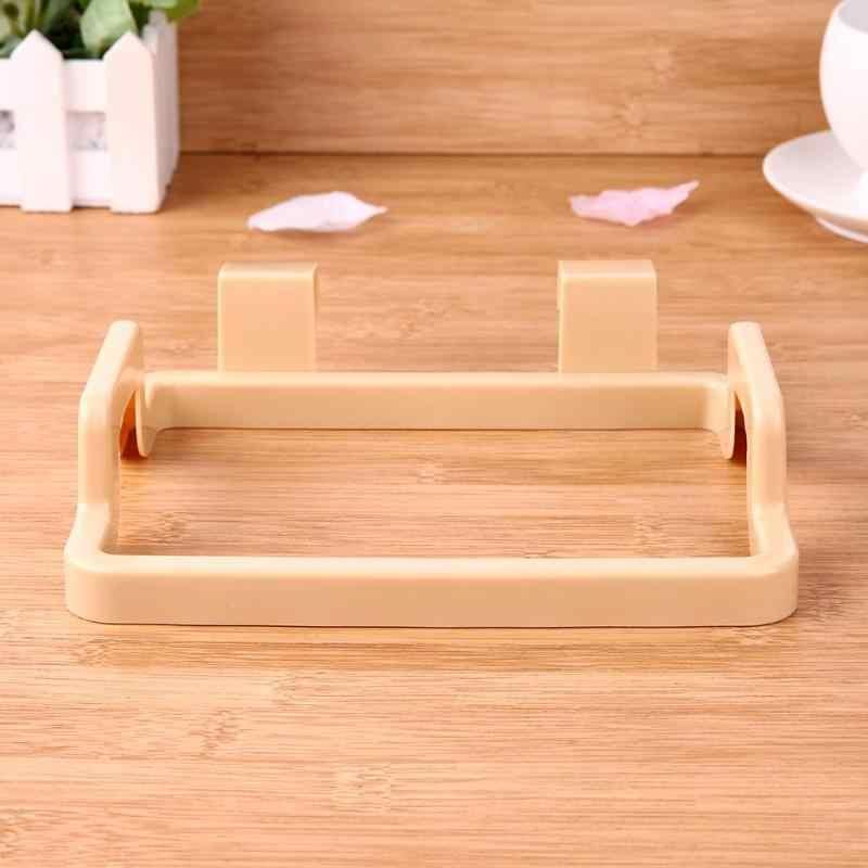 Kuchnia kosz na śmieci uchwyt na torebkę Incognito szafki półka wisząca na szafka kuchenna łatwe oszczędzanie miejsca porte serviettes salle bain