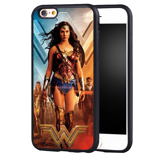 custodia iphone 5s wonder woman